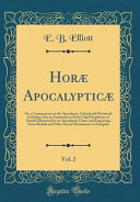 Horae Apocalypticae Vol 2