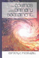 The Cosmos As The Primary Sacrament Book PDF