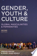 Gender  Youth and Culture