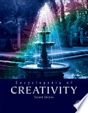 """Encyclopedia of Creativity"" by Mark A. Runco, Steven R. Pritzker"