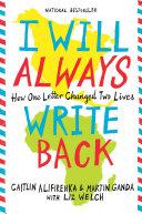 I Will Always Write Back Pdf/ePub eBook