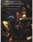 Discovering the Italian Baroque Book