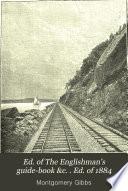 Ed  of The Englishman s guide book  c    Ed  of 1884 Book PDF