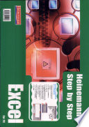 Heinemann Step by Step Excel for PC.