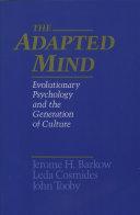The Adapted Mind Pdf/ePub eBook