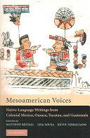 Mesoamerican Voices