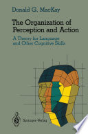 The Organization Of Perception And Action Book PDF