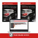Fundamentals of Automotive Technology  Second Edition  Student Workbook  Tasksheet Manual  and 2 Year Online Access to Fundamentals of Automotive Technology Online