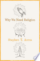 Why We Need Religion Book