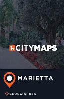 City Maps Marietta Georgia  USA