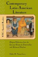 Contemporary Latin American Literature