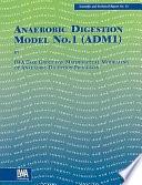 Anaerobic Digestion Model No 1  ADM1