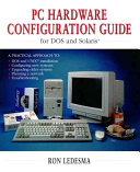PC Hardware Configuration Guide for DOS and Solaris