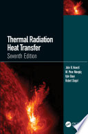 Thermal Radiation Heat Transfer Book