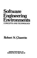 Software Engineering Environments
