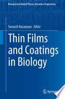 Thin Films And Coatings In Biology Book PDF