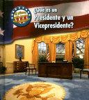Qué es un presidente y un vicepresidente?