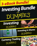 Investing for Dummies Three Ebook Bundle