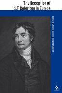 The Reception of S. T. Coleridge in Europe