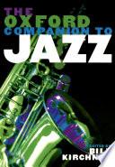 The Oxford Companion to Jazz Book PDF