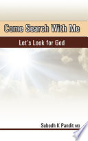 Come Search with Me Book