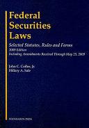 Federal Securities Laws