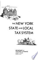 The New York State and Local Tax System