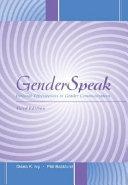 GenderSpeak  Personal Effectiveness in Gender Communication Book
