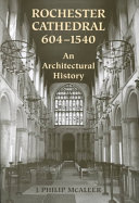 Rochester Cathedral  604 1540