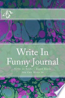 Write in Funny Journal