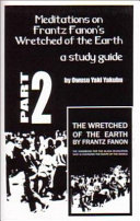Meditations on Frantz Fanon s Wretched of the Earth Book PDF