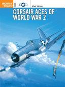 Corsair Aces of World War 2