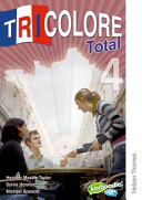 Books - French - Tricolore Total for 2009 specification Student Book | ISBN 9781408505786
