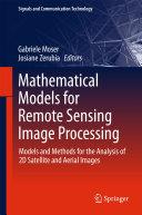 Mathematical Models for Remote Sensing Image Processing Pdf/ePub eBook