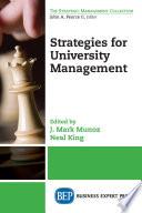 Strategies for University Management