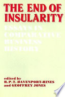 The End of Insularity
