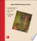 Loose Leaf Version for Essentials of Biology