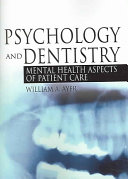 Psychology and Dentistry