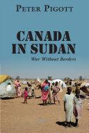 Canada in Sudan Pdf/ePub eBook