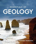 Essentials of Geology Book