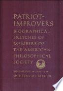 Patriot-improvers: 1743-1768