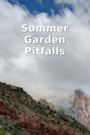 Summer Garden Pitfalls Book