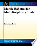 Mobile Robotics for Multidisciplinary Study Book