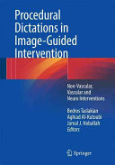 Procedural Dictations In Image Guided Intervention Book PDF