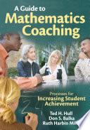 A Guide to Mathematics Coaching