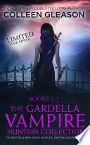 The Gardella Vampire Hunters Starter Set Book