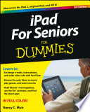 """iPad For Seniors For Dummies"" by Nancy C. Muir"