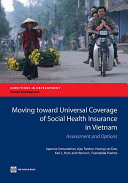 Moving Toward Universal Coverage Of Social Health Insurance In Vietnam