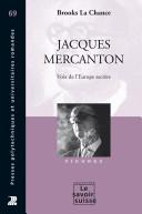 Jacques Mercanton
