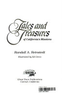 Tales and Treasures of California s Missions